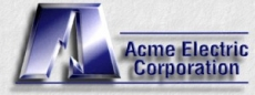 Acme Electrical Corporation Distributor - Pennsylvania, West Virginia, Ohio, and New York